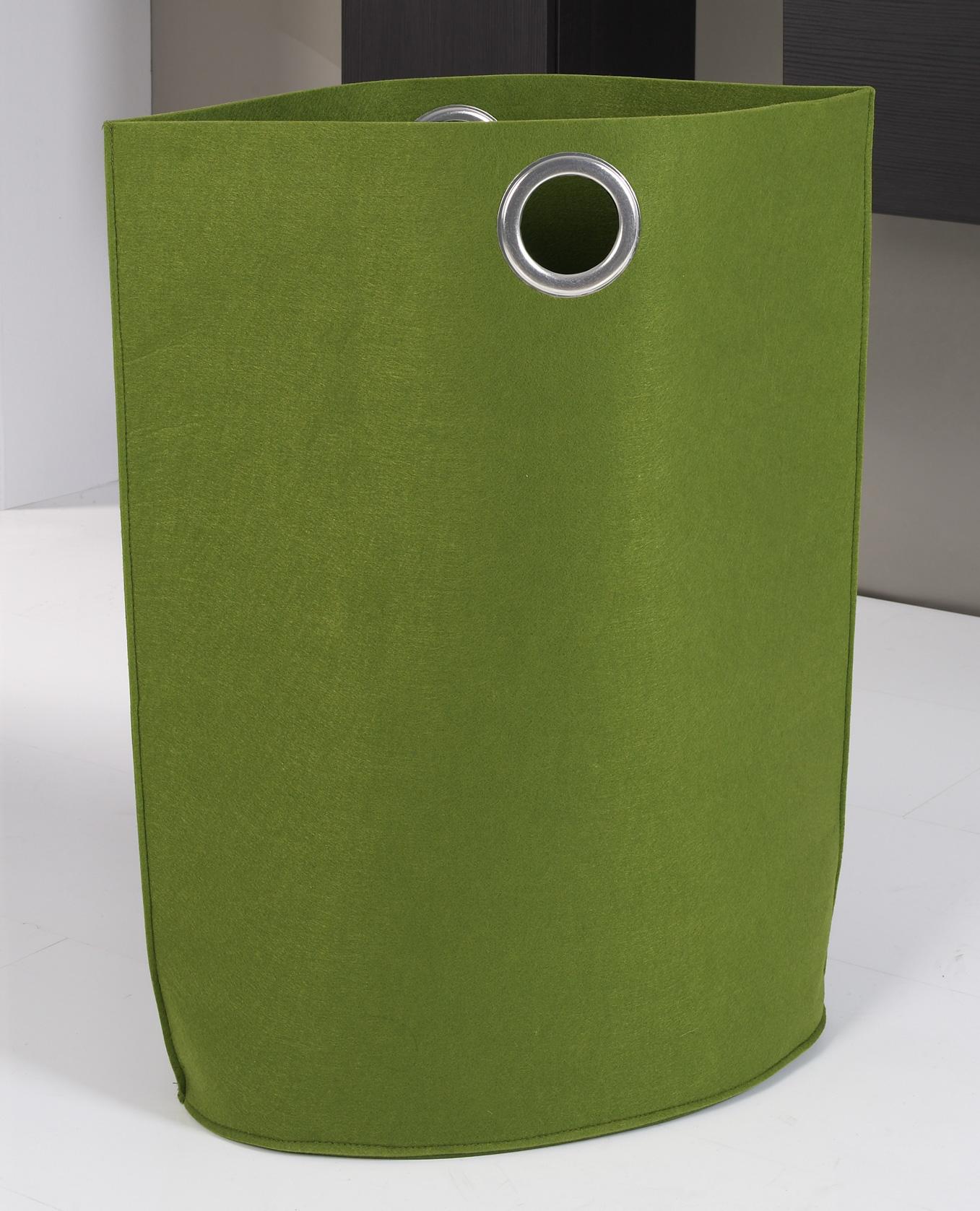 designer w schetasche w schesack aus filz b 60 x t 30 x h 70 cm in 4 farben erh ltlich. Black Bedroom Furniture Sets. Home Design Ideas
