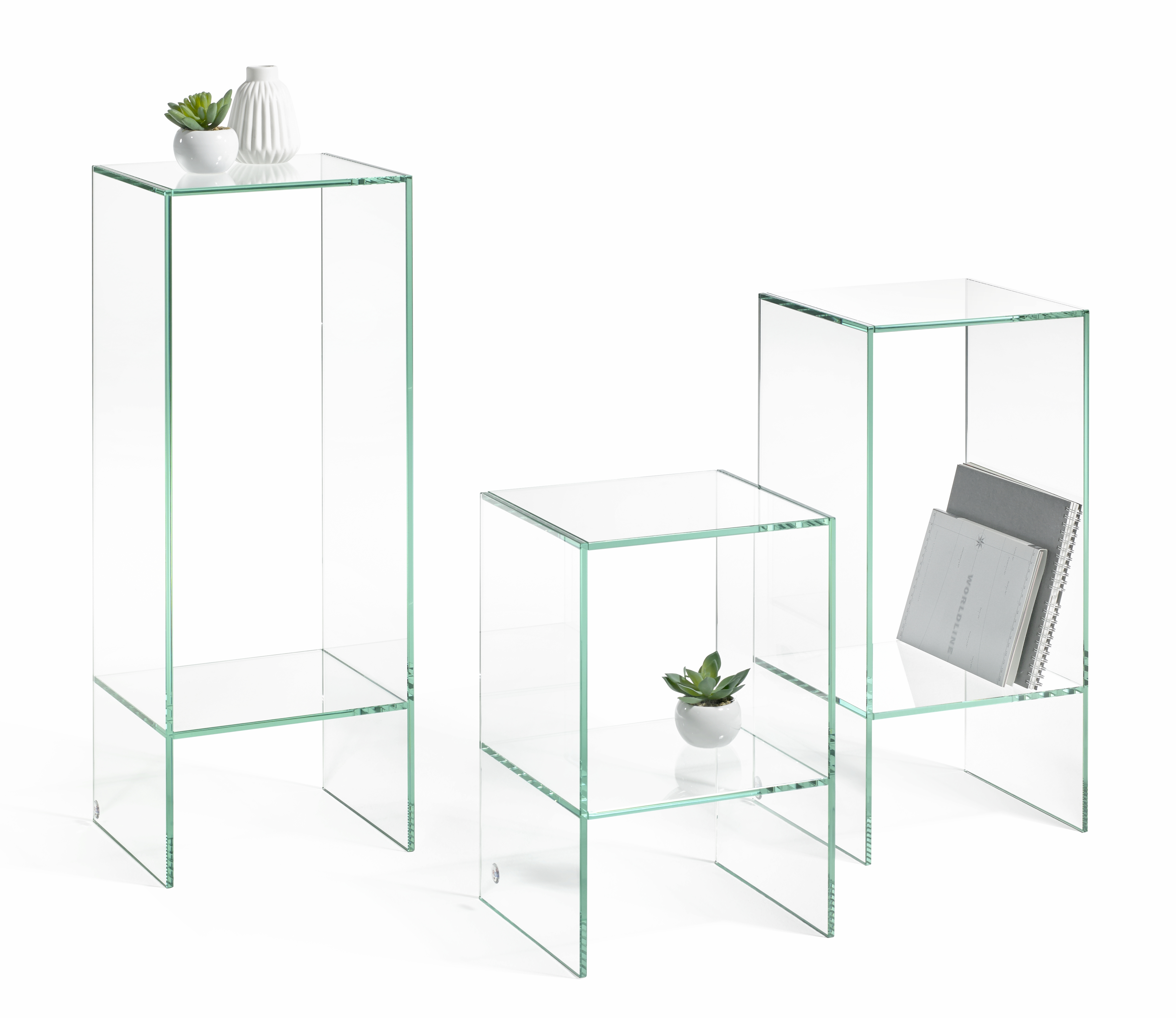 blumens ulen glas m bel wohnen howe deko online shop. Black Bedroom Furniture Sets. Home Design Ideas