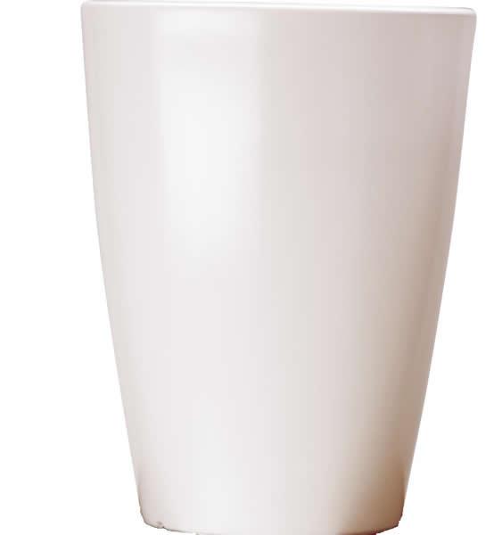 Blumentopf / Pflanztopf, 2-er Set, Tylus, Ø 30, Höhe 40 cm, glänzend, 21 l Inhalt, für Innen und Außen, aus hochwertigem Polyethylen, in 7 Farben