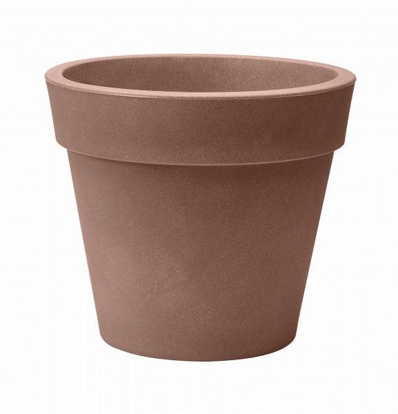 Blumentopf / Pflanztopf, Ø 60, H52, 90 l Inhalt, für Innen und Außen, aus hochwertigem Polyethylen, matt