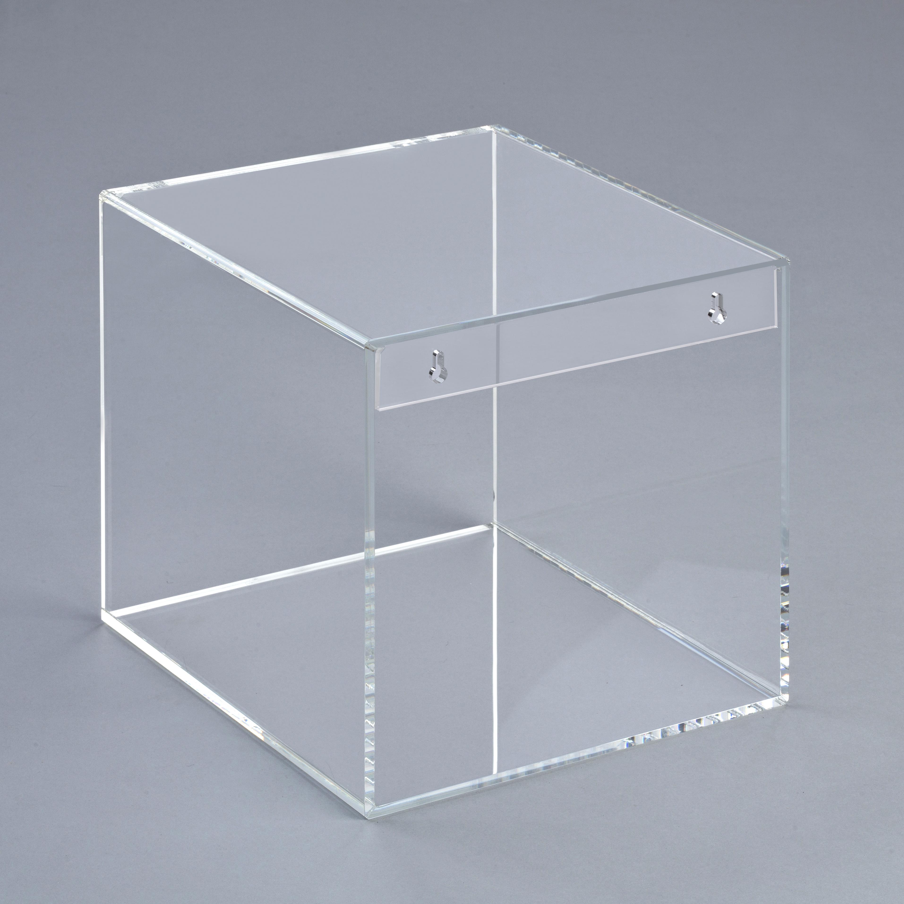 Hochwertiges Acryl Glas Wandregal Für Schallplatten Vinylplatten