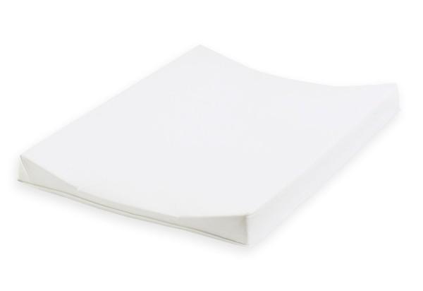 Pinolino Wickelmulde / Folie, weiß, Füllung: 100% Schaumkern, L 50 x B 70 cm