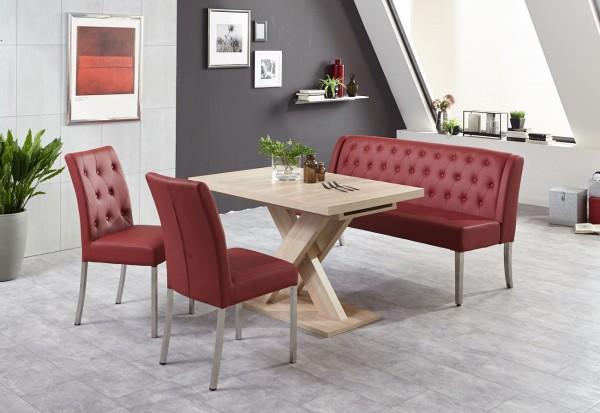 Moderne Bankgruppe Essgruppe Bordeaux 1 Bank 2 Stuhle 1