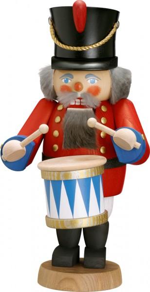 """Nussknacker """"Trommler"""", aus Holz, rot, Höhe 31 cm"""