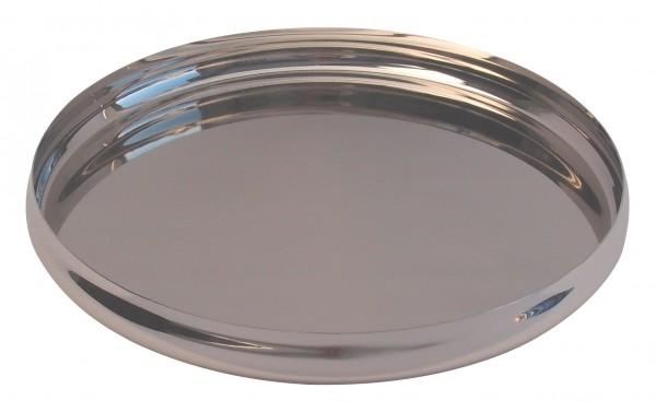 Tablett, Ø32 x H4 cm