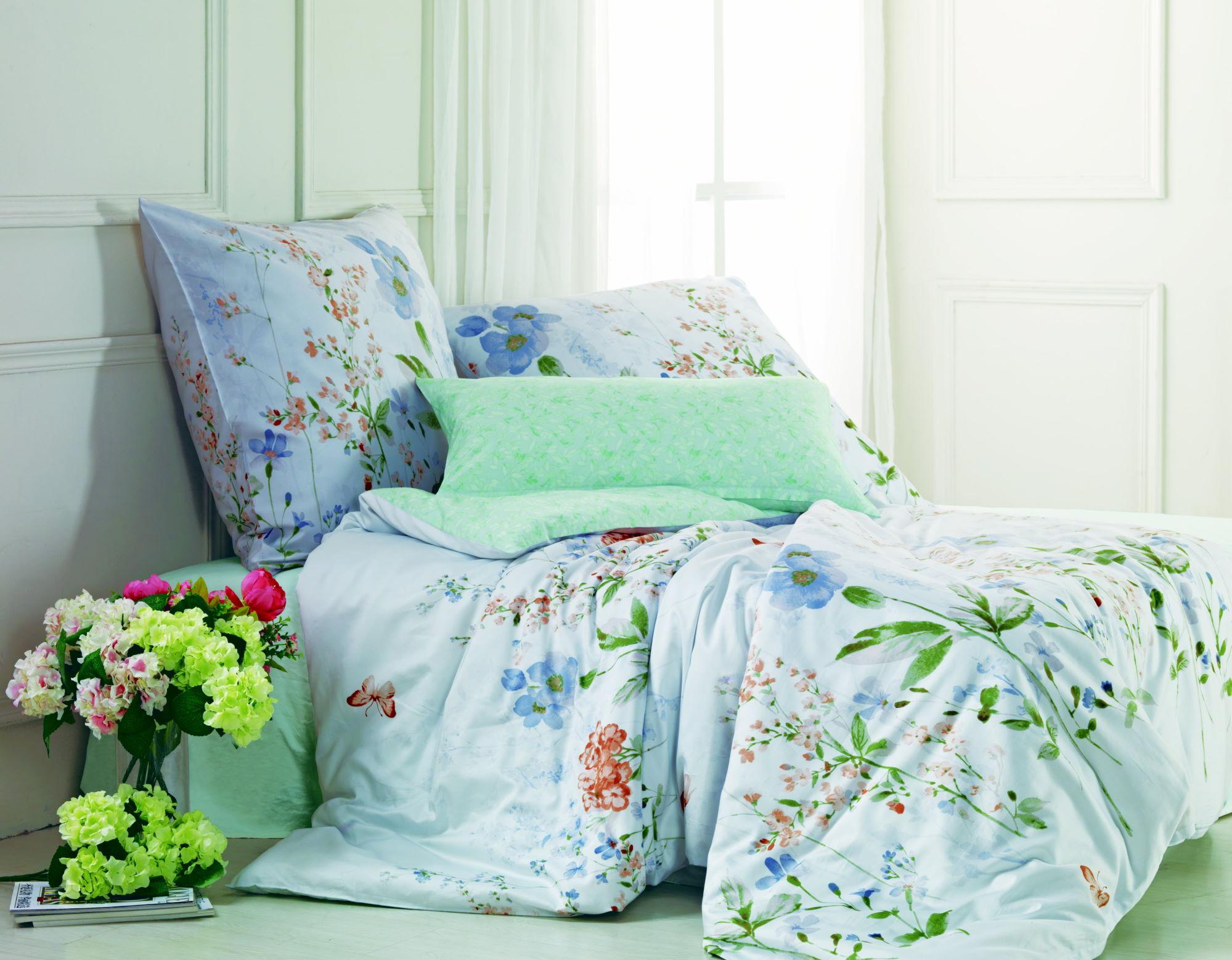 bettw sche aus seide baumwolle howe deko online shop. Black Bedroom Furniture Sets. Home Design Ideas