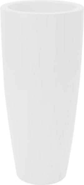 Blumentopf / Pflanztopf, Talos, Ø 33, Höhe 70 cm, glänzend, 15 l Inhalt, für Innen und Außen, aus hochwertigem Polyethylen, in 7 Farben