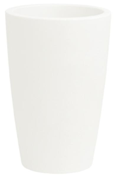 Blumentopf / Pflanztopf, 3-er Set, Tylus, Ø 23, Höhe 30 cm, matt, 9 l Inhalt, für Innen und Außen, aus hochwertigem Polyethylen, 4 Farben