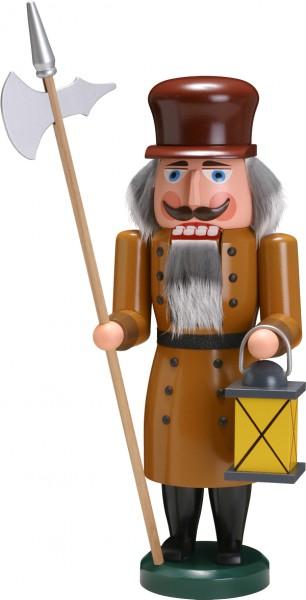 "Nussknacker ""Nachtwächter"", aus Holz, braun, Höhe 36 cm"