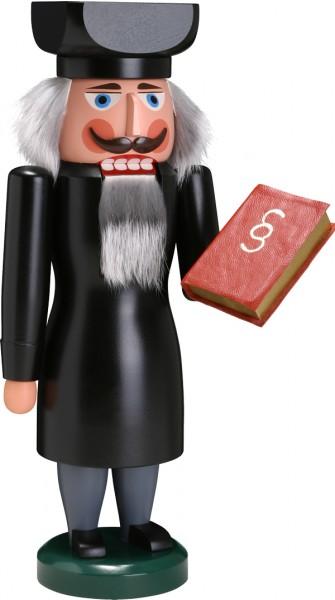 "Nussknacker ""Advokat"", aus Holz, schwarz, Höhe 34 cm"