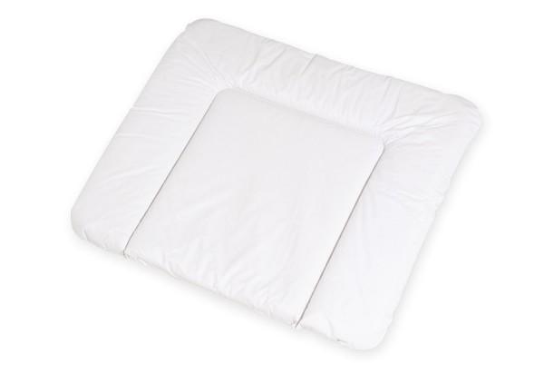 Pinolino Wickelauflage / Folie, weiß, aus 100% Polyester-Thermo-Vlies, L 85 x B 75 cm